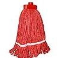 Buy 350G ANTI TANGLE LOOP MOP HEAD - RED in NZ New Zealand.